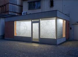 Gertrud Genhart, Basel - Wandzeichnung OFF08, 2008